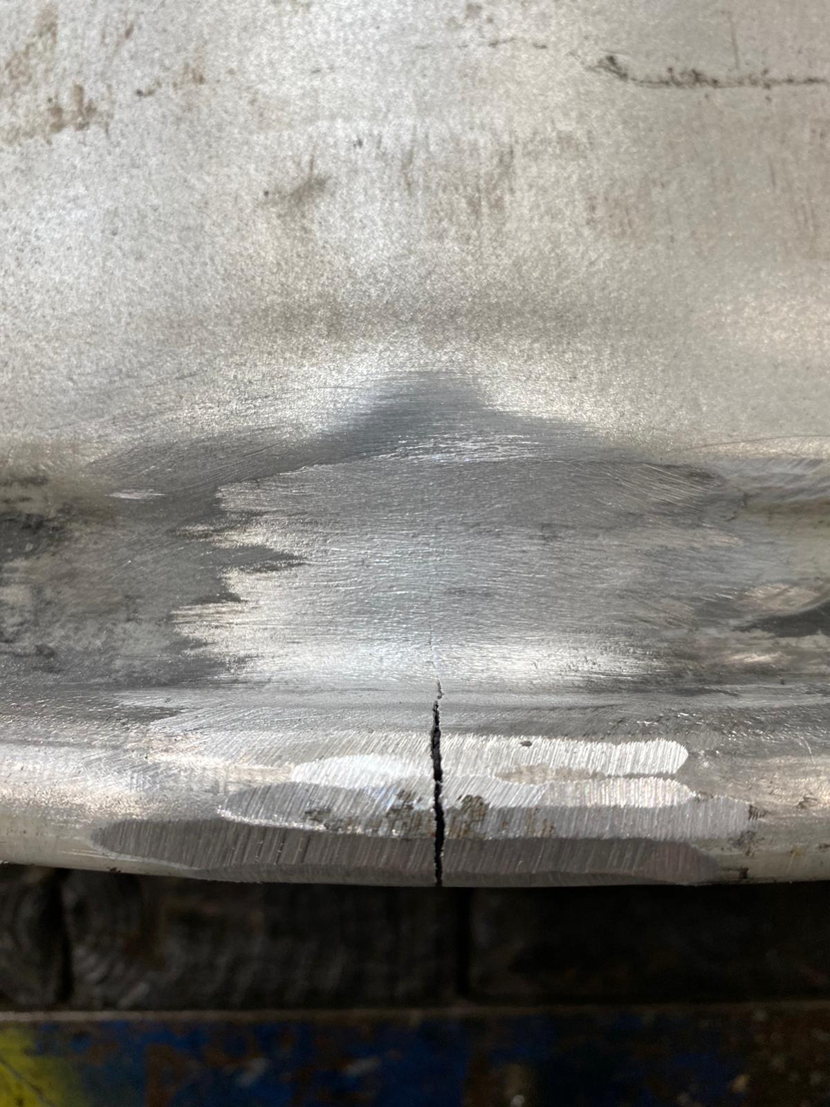 Cracked Alloy Wheel Repair