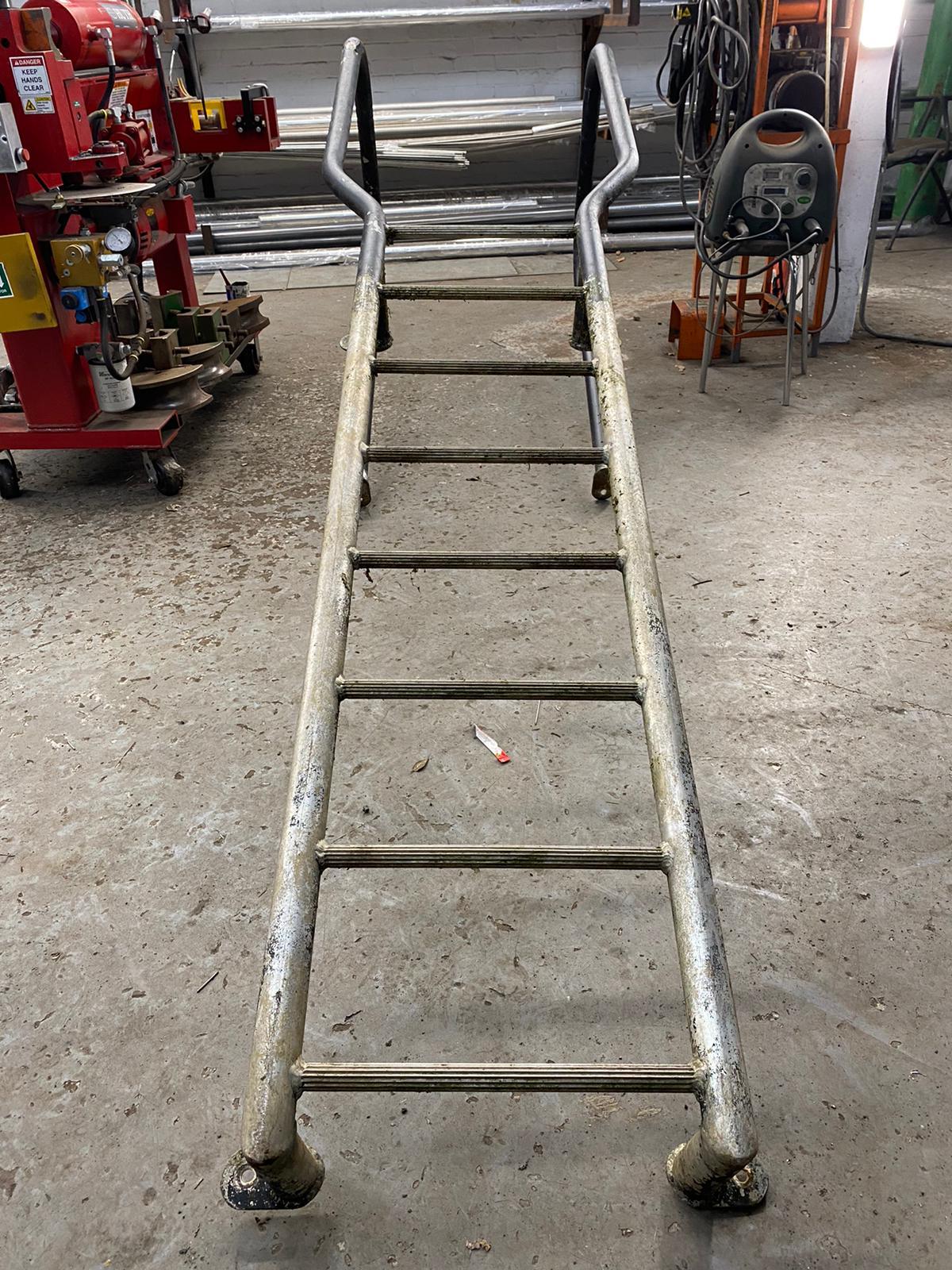 Aluminium Ladder Repair