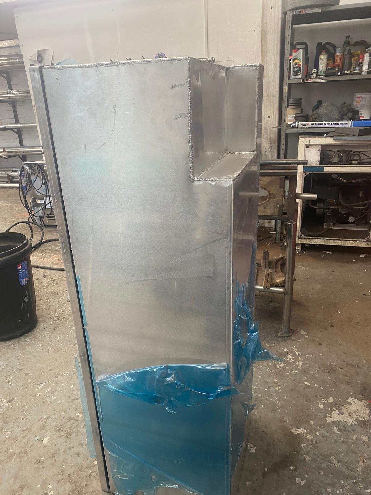 Bespoke Aluminium Tool Chest