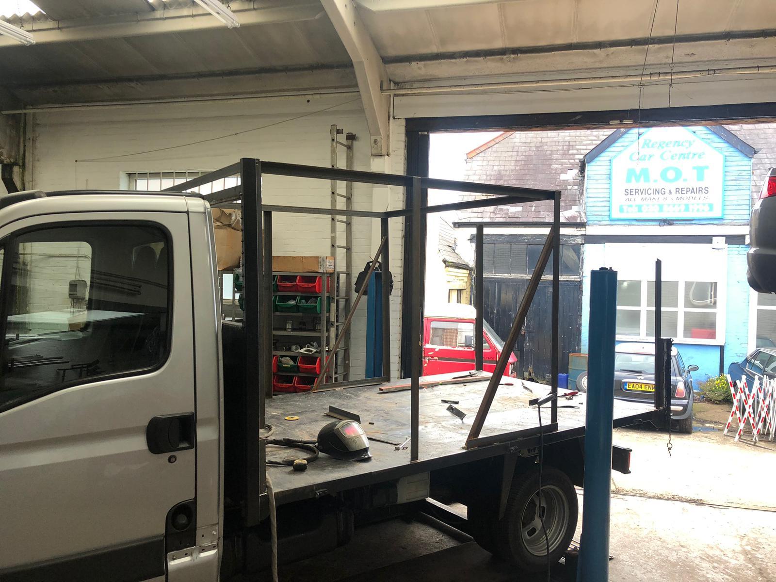 Bespoke Exhaust Fabrication
